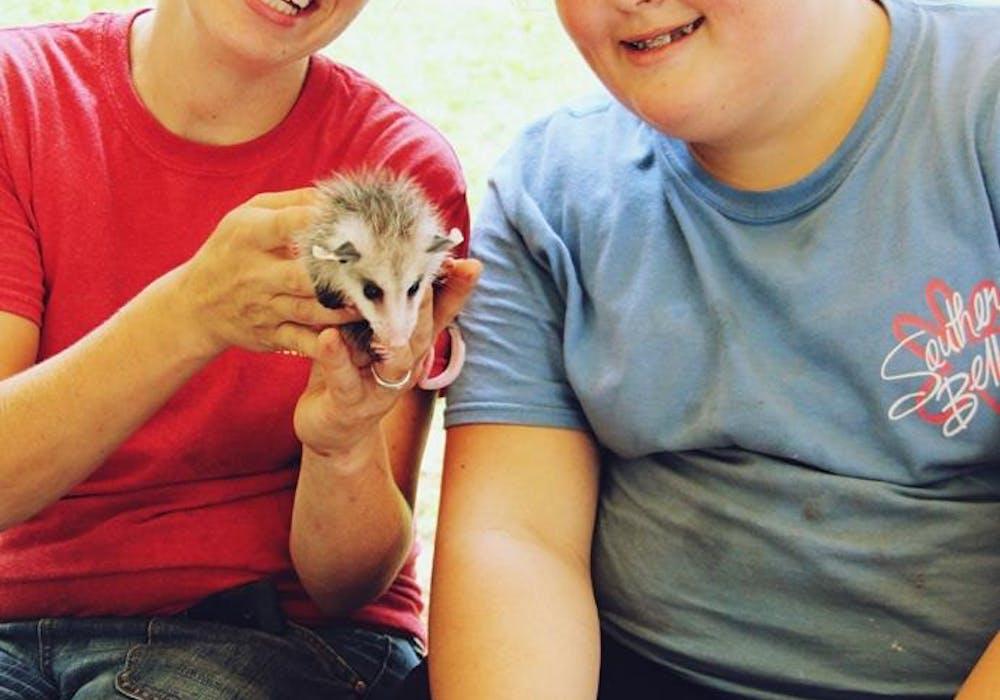 Hayden Rach Opossum Overnight Teen Camp 16 2